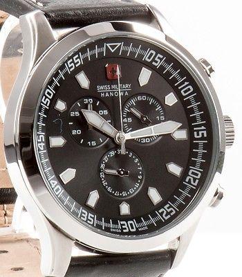 Zegarek męski Swiss Military Hanowa 06-4264.04.007