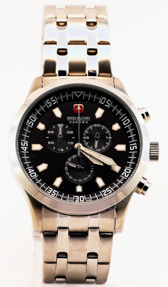 Zegarek męski Swiss Military Hanowa 06-5264.04.007