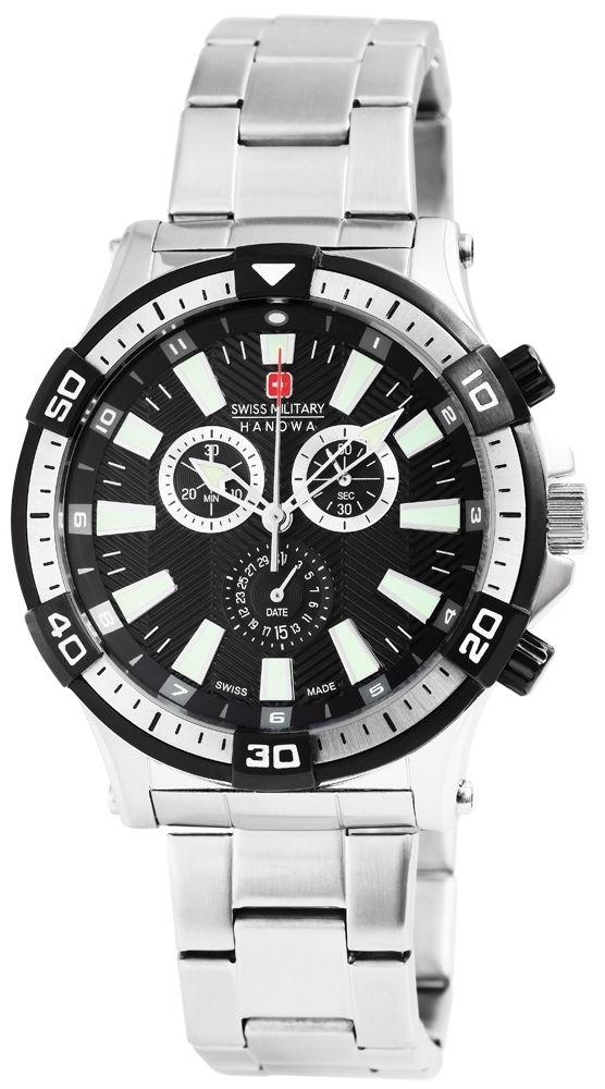 Zegarek męski Swiss Military Hanowa 06-5266.33.007