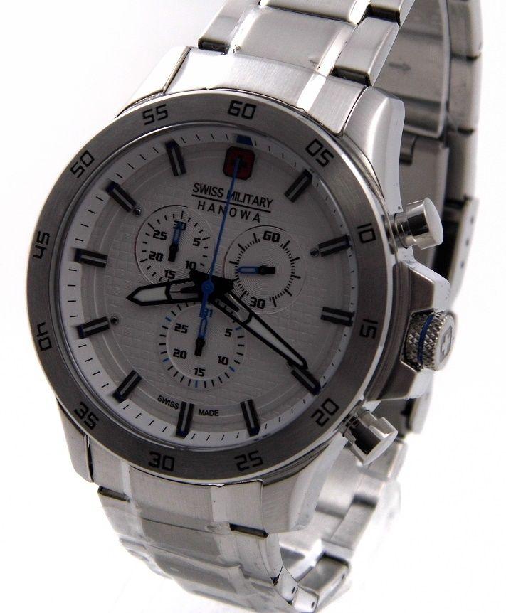 Zegarek męski Swiss Military Hanowa 06-5270.04.001
