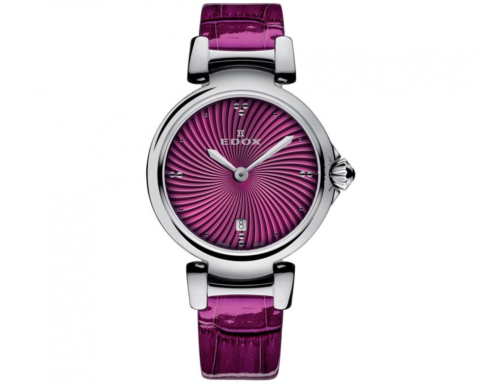 Zegarek damski Edox LaPassion 57002 3C ROIN