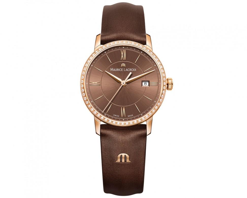 Zegarek damski Maurice Lacroix Eliros EL1094-PVPD1-710