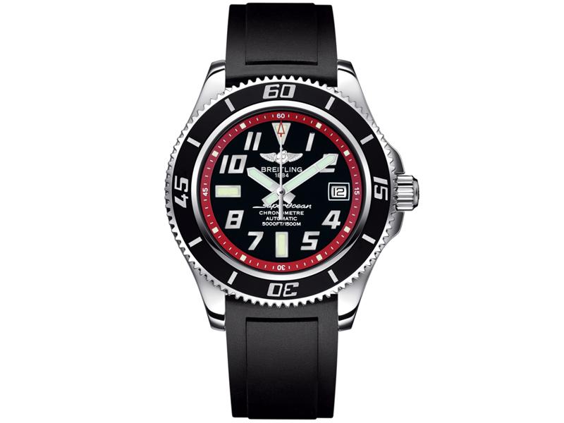 Zegarek męski Breitling Superocean 42 A1736402/BA31/132S