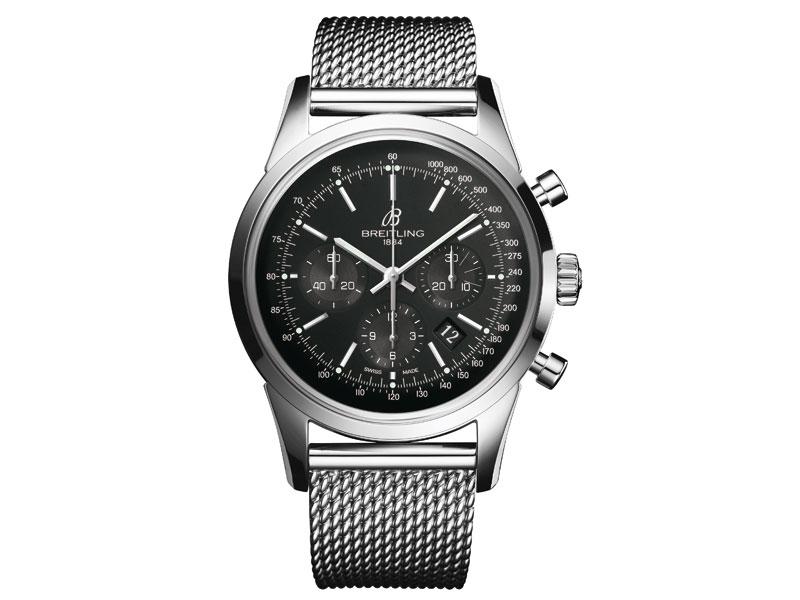 Zegarek męski Breitling Transocean Chronograph AB015212/BA99/151A